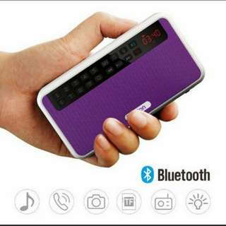Rolton FM Radio SD Player with Bluetooth