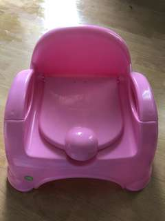 Mom & Baby Potty Chair