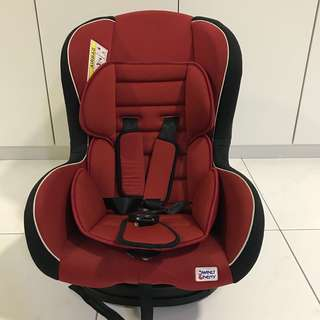Sweet Cherry Cleo Car Seat Red LB383