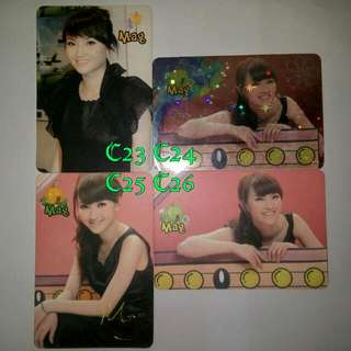 Mag yescard