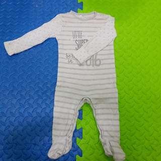 F&F Baby Sleepsuit