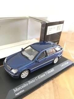 1/43 Mercedes C Klasse T-Modell. 2001.