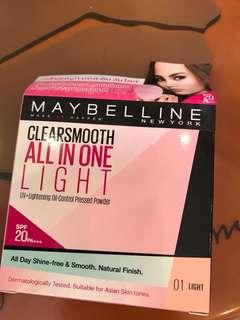 Maybelline Oil Control Pressed Powder