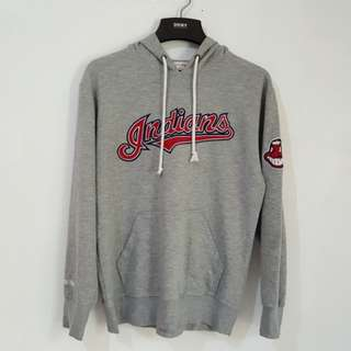 Mitchell & Ness Cleveland Indians Hoodie