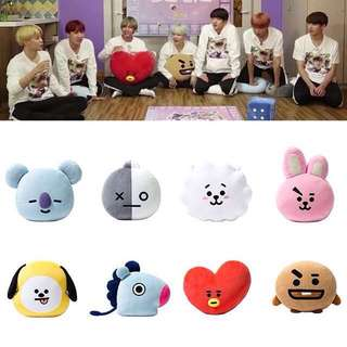 [PO] BT21 UNOFFICIAL CUSHION