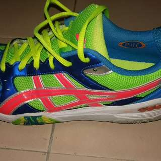 Asics gel blade 4 court shoes (reduced)