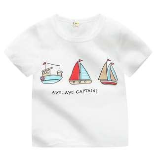 Brand new boat t shirt