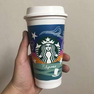 🇵🇭 Starbucks Philippines Vinta Reusable Tumbler