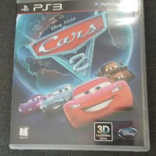 PS3 Cars2