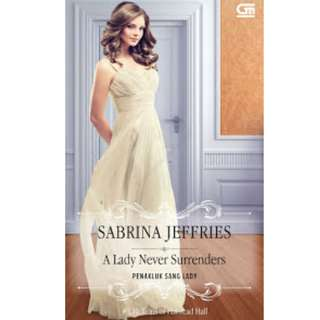 Ebook Penakluk Sang Lady (A Lady Never Surrenders) - Sabrina Jeffries