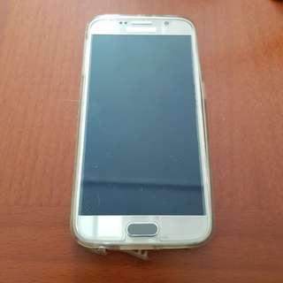 Samsung S6 Gold 64gb