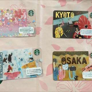 🇯🇵 Starbucks Card Japan