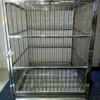 Stainless Steel Cage