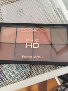 Makeup revolution powder contour