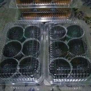 For Sale Macaroons, Banana Cupcake and Chocolate Cupcake 😊