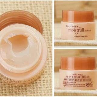 Etude House Collagen Moistfull Cream