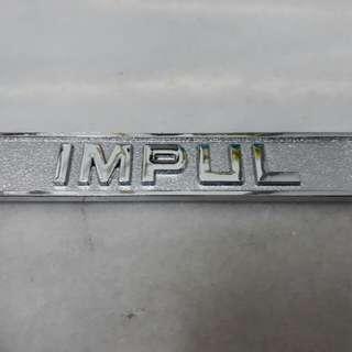 IMPUL  NISMO  emblem