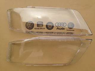 Audi A6 99-02 Head Lamp Cover Only