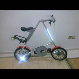Strida Bicycle