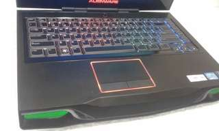 "Alienware M14X R2 14"" Gaming Laptop - i7-3720QM 