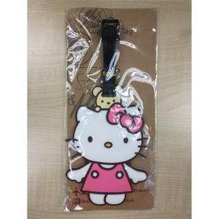 Luggage/ Bag Tag (Hello Kitty Design A)