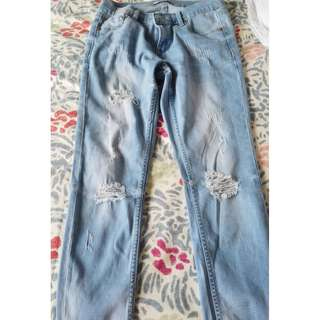 Jeans- size 6- 8