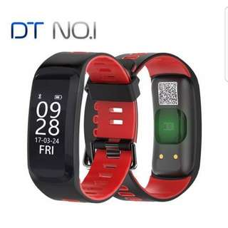 Original F4 Smart Bracelet Blood Pressure Blood Oxygen Heart Rate Monitor Smart Band For IOS/Android Smart Phone