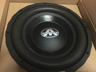 "Autotek 12"" Sub Woofer 600 Watts"
