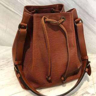 Louis Vuitton Epi Leather Vintage Noe Bag