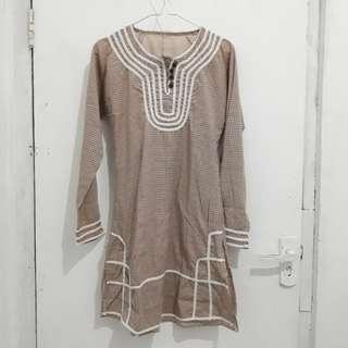 Preloved Baju Batik Renda