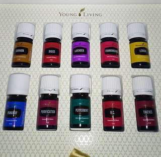 PEPPERMINT 15ml Young Living Oil (BEST SELLER)