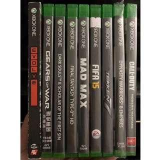 [BNIB / USED] Xbox One Games