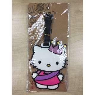 Luggage/ Bag Tag (Hello Kitty Design B)