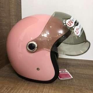 🚚 騎士工廠🔹新品🔸GP-5 GP5泡泡鏡安全帽 復古帽-消光紅#319-送帽袋