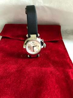 Miss Pasha De Cartier Steel Watch