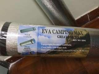 戶外露營EVA防潮墊床墊 x2 (2塊$95)Camping Mat