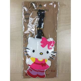 Luggage/ Bag Tag (Hello Kitty Design C)