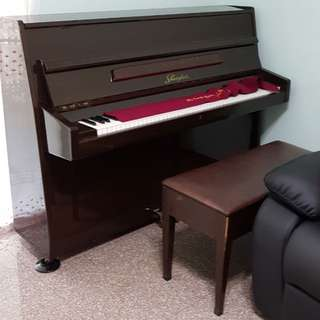 *Final offer by 25/4. URGENT-VIEW NOW* Shanghai Brand Upright Acoustic Piano must let go!