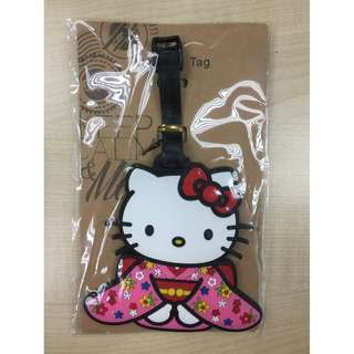 Luggage/ Bag Tag (Hello Kitty Design D)