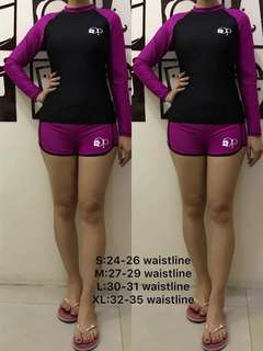 Rash Guard Terno