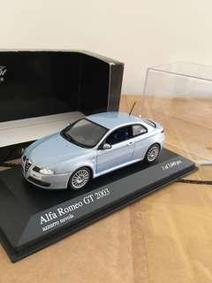1/43 Alfa Romeo GT 2003.