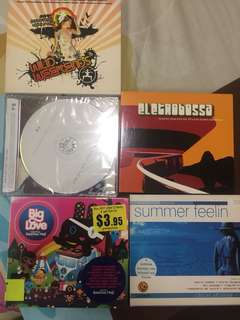 Old CDs (individual prices)