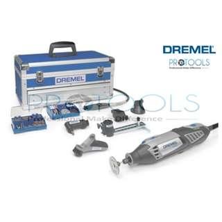 Dremel 4000 Platinum Edition Rotaty Tool + 128 Accessories (4000-6/128) - F0134000KF