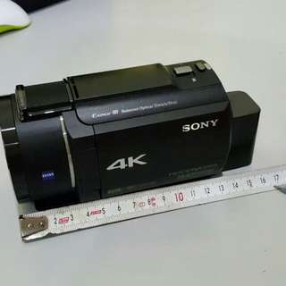 Sony FDR AX40 4K Handycamp Kredit tampa kartu kredit