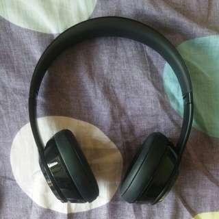 二手 Beats solo3 wireless (留意描述)