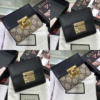 Gucci Padlock Wallet