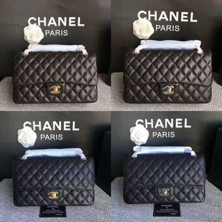 BEST SELLING Chanel cf1112 Classics Flap Quilted Bag 25cm