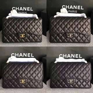 BEST SELLING Chanel cf1113 Classic Flap Quilted Bag 30cm