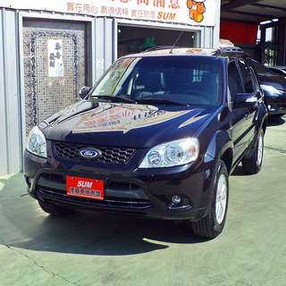 【SUM尼克汽車】2010 FORD ESCAPE 2.3L