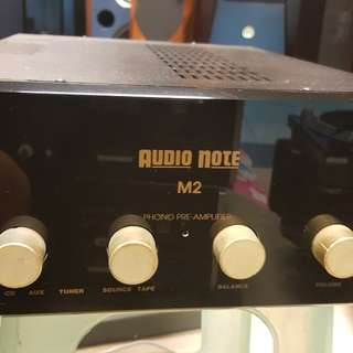 Audionote m2 phonostage